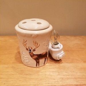 Better Homes & Gardens Accent Warmer - Winter Deer
